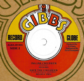 Dhaima - Ina Jah Children / Dennis Brown & Dhaima - A True (Joe Gibbs) 10""